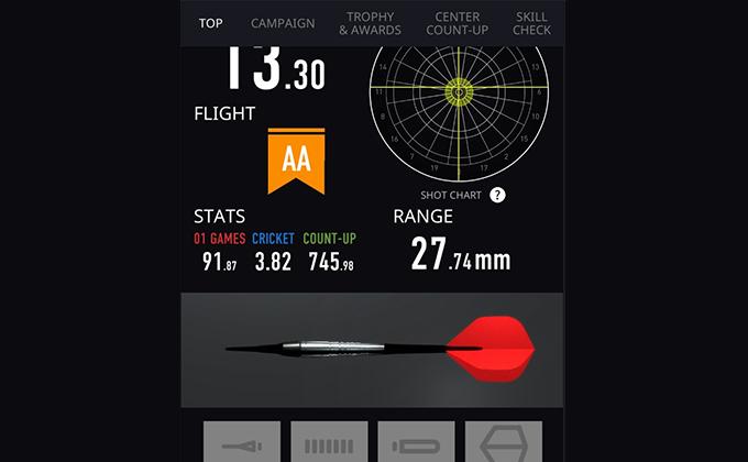 LIVE3アプリ画面