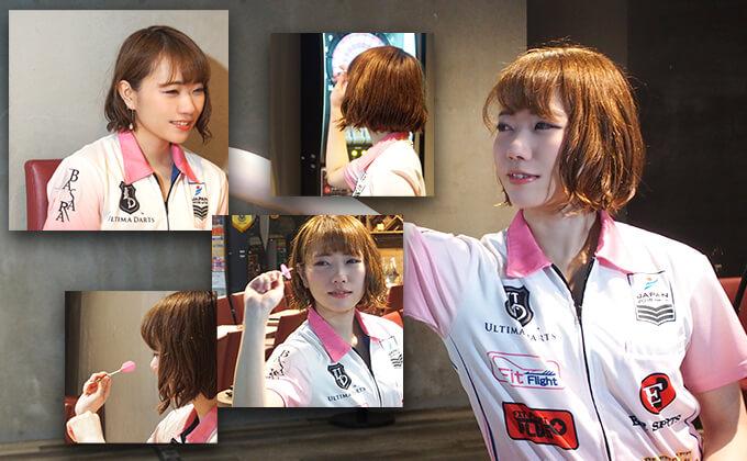 JAPAN LADIES戸村彩乃プロ