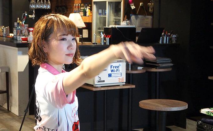 JAPANLADIES戸村彩乃プロ