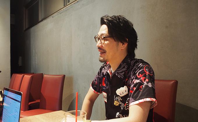 堀弘章プロ