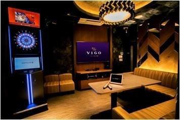 最新機種のダーツライブ3が設置!!!!ビッグエコーがプロデュースする大人のためのカラオケルーム新業態「VIGO」12月6日にオープン