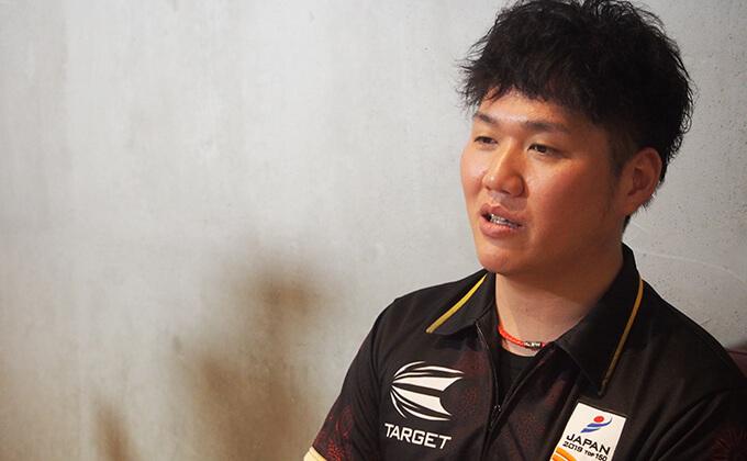 JAPAN黒田俊平プロ